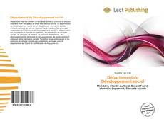 Bookcover of Département du Développement social