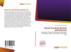 Capa do livro de David Turnbull (British abolitionist)