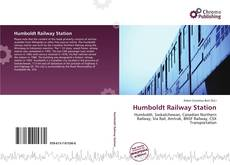 Buchcover von Humboldt Railway Station