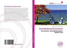 Capa do livro de Constitutional Economics