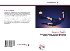 Bookcover of Kareem Smith