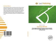 Buchcover von Gerhard Strack
