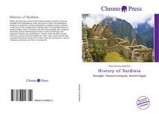 Copertina di History of Sardinia