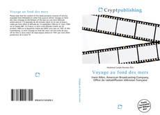 Voyage au fond des mers kitap kapağı