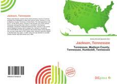 Portada del libro de Jackson, Tennessee