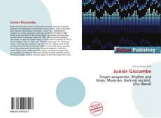 Buchcover von Junior Giscombe