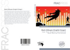 Copertina di Mark Gillespie (English Singer)