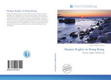 Bookcover of Human Rights in Hong Kong