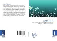 Обложка Julia Lennon
