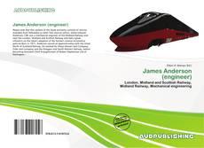 Portada del libro de James Anderson (engineer)