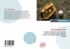Bookcover of Joe Stephenson