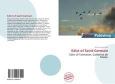 Couverture de Edict of Saint-Germain