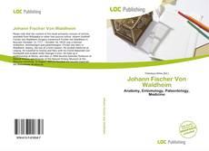 Portada del libro de Johann Fischer Von Waldheim