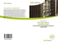 Bookcover of George Hotel, Huddersfield
