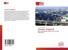 Bookcover of Lincoln, England