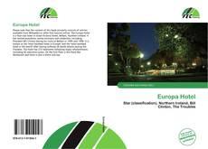 Bookcover of Europa Hotel