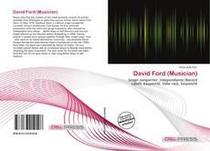 Bookcover of David Ford (Musician)