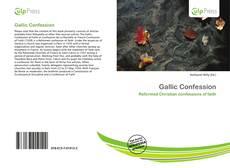 Copertina di Gallic Confession