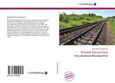 Portada del libro de Grand Excursion