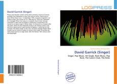 Copertina di David Garrick (Singer)