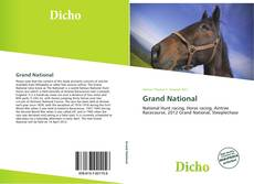 Couverture de Grand National