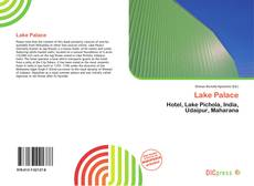 Bookcover of Lake Palace