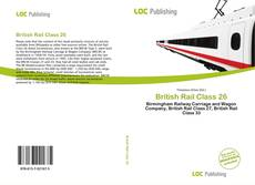 Couverture de British Rail Class 26