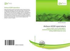 Portada del libro de Airbus A330 operators