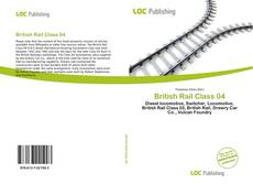 Capa do livro de British Rail Class 04