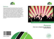 Buchcover von Ramones
