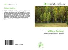 Portada del libro de Military Doctrine