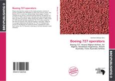 Couverture de Boeing 727 operators