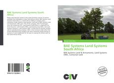 Bookcover of BAE Systems Land Systems South Africa