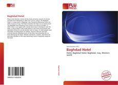 Capa do livro de Baghdad Hotel