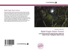 Bookcover of Bald Eagle State Forest