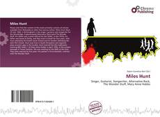 Bookcover of Miles Hunt