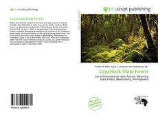 Обложка Loyalsock State Forest