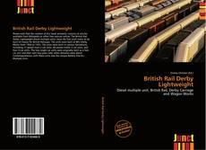 Portada del libro de British Rail Derby Lightweight