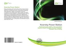 Bookcover of Kearsley Power Station