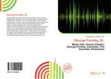 Couverture de George Formby, Sr.
