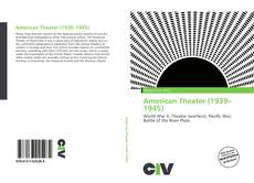 Обложка American Theater (1939–1945)