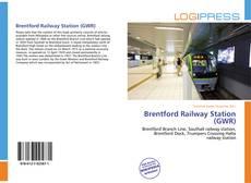 Обложка Brentford Railway Station (GWR)