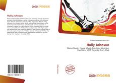 Bookcover of Holly Johnson