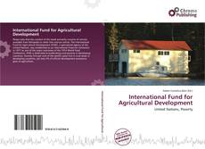 Обложка International Fund for Agricultural Development