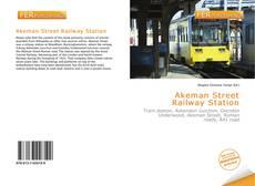 Buchcover von Akeman Street Railway Station