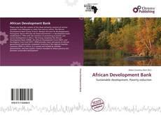 Buchcover von African Development Bank