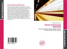 Bookcover of Heart of Georgia Railroad