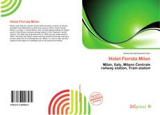 Bookcover of Hotel Florida Milan
