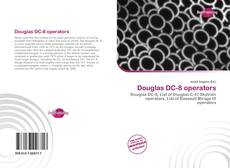Bookcover of Douglas DC-8 operators