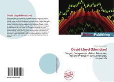 Bookcover of David Lloyd (Musician)